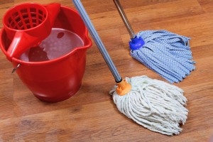 Commercial Wet Mops and Dry Mops