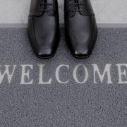 custom floor mats for business
