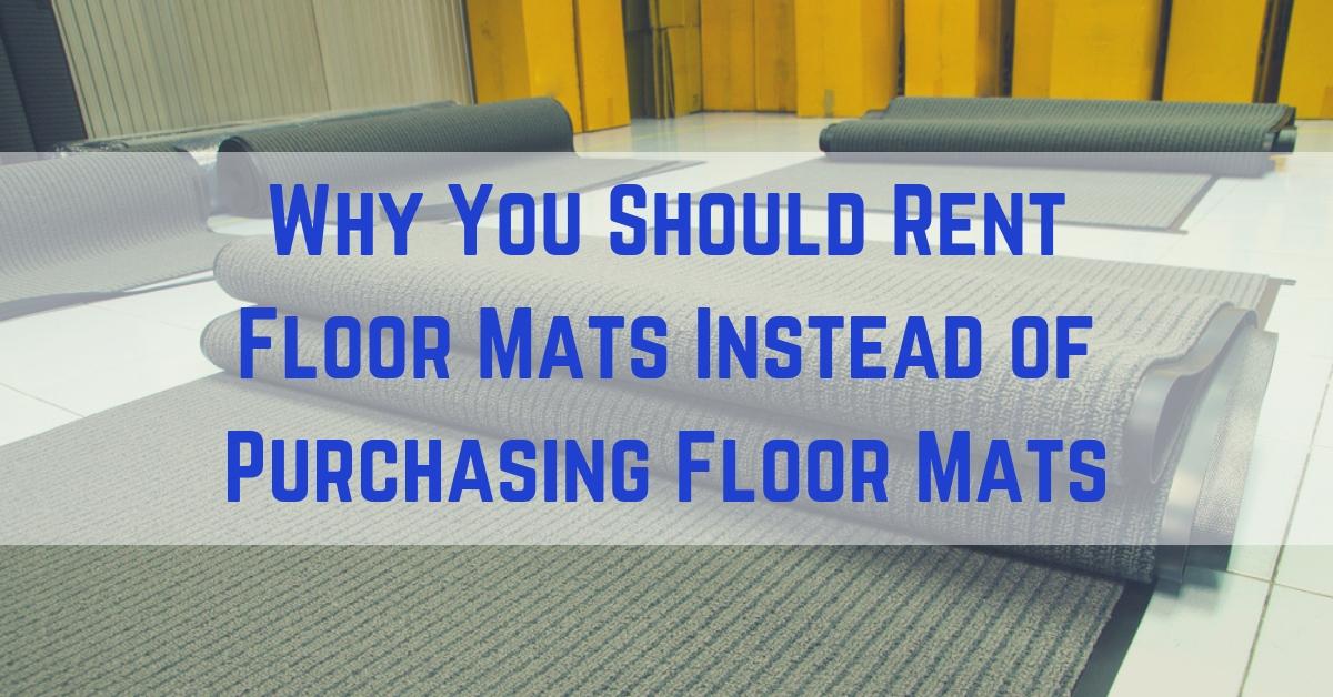 floor mat rental