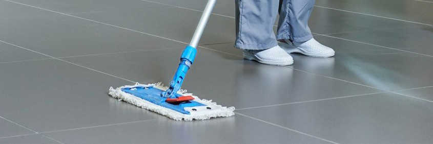 facility dust mop