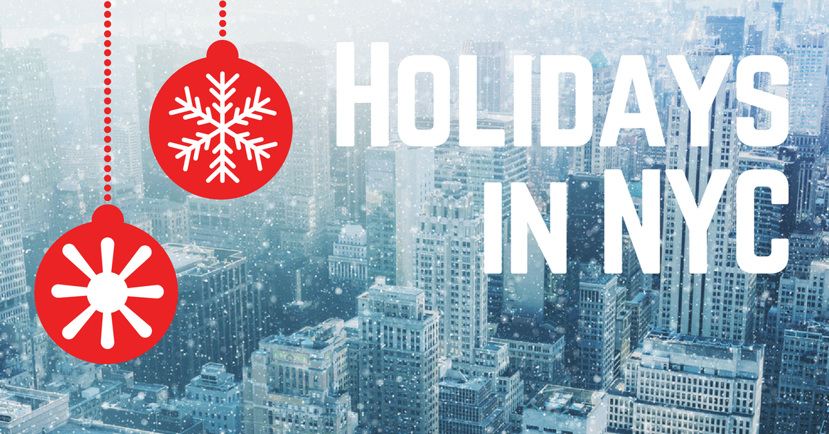 10 things to do in nyc for the holidays