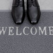 custom floor mats for business